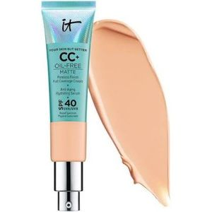 CC+ Cream Oil-free Matte - Neutral Medium